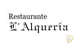 Restaurante L'Alquería