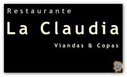 Restaurante La Claudia
