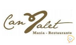 Restaurante Masía Can Palet