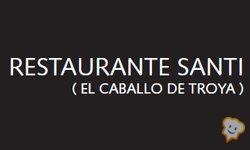 Restaurante Santi (el Caballo de Troya)