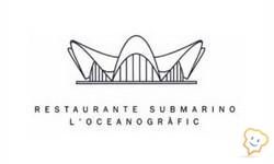 Restaurante restaurante submarino l 39 oceanogr fic for Oceanografic telefono