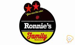 Restaurante Ronnie's Family