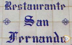 Restaurante San Fernando