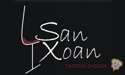 Restaurante Tapería San Xoán