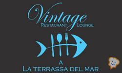 Restaurante Vintage a la Terrassa del Mar