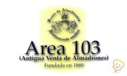 Restaurante Área 103 (Antigua Venta de Almadrones)