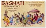 Restaurante Basmati