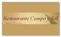 Restaurante Campo y Sol