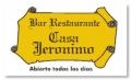 Restaurante Casa Jeronimo