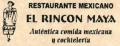 Restaurante El Rincón Maya