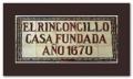 Restaurante El Rinconcillo