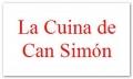 Restaurante La Cuina de Can Simón