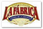 Restaurante La Fábrica Museo de la Cerveza - Princesa