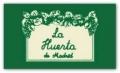 Restaurante La Huerta de Madrid