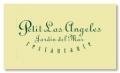 Restaurante Petit Los Ángeles Restaurante