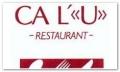 Restaurant Ca L'u