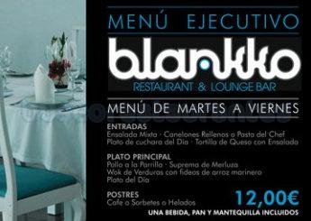 BLANKKO Restaurant & Lounge Bar