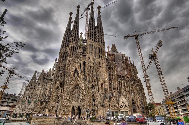 Restaurantes cerca de Basílica de la Sagrada Familia en Barcelona
