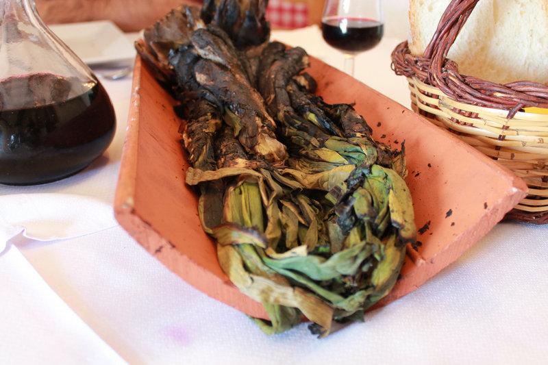 Restaurantes para calçotadas en Tarragona