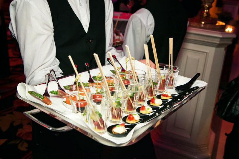 Restaurantes con catering